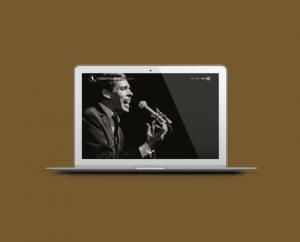 Fondation Brel website responsive