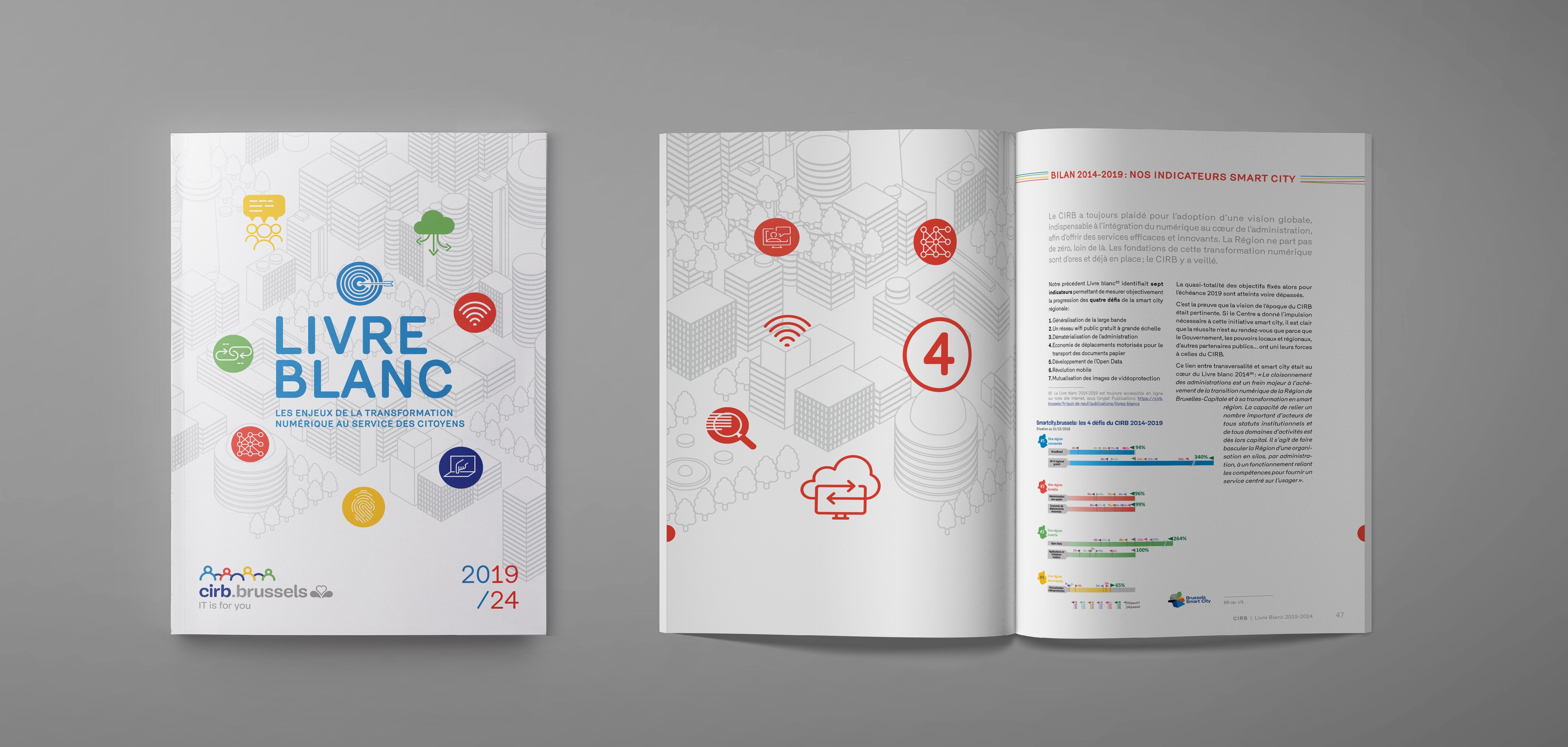 Livre Blanc du CIRB 2019/2024