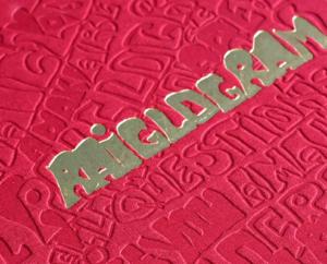 Paula Raiglot // Cover ouvrage Raiglogram's